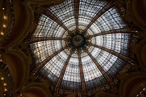 Cupola Galerii LaFayette