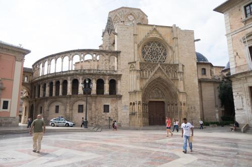 Plaza de la Virgen sau Plaza de Catedral