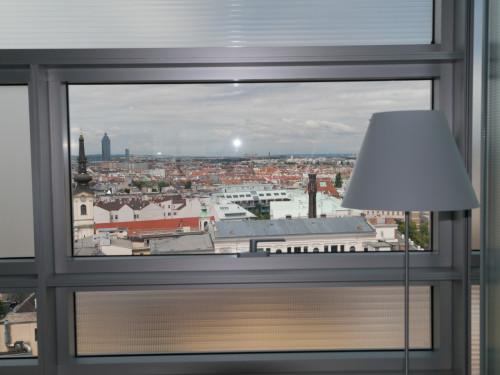 Priveliștea de la geamul camerei