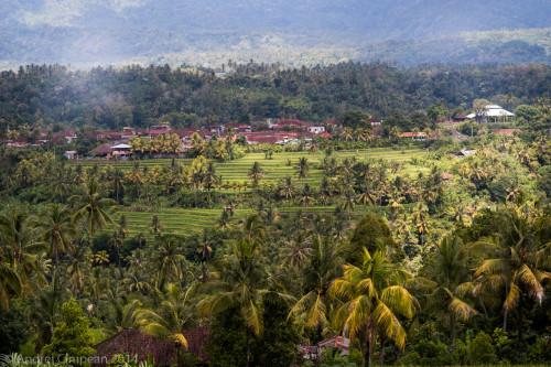 Mayong văzut de pe deal