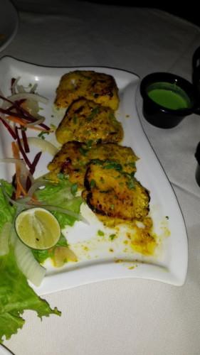 Pește cu curry