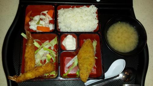 Și un pic de Japonia (aprox 6.5$ singaporezi)