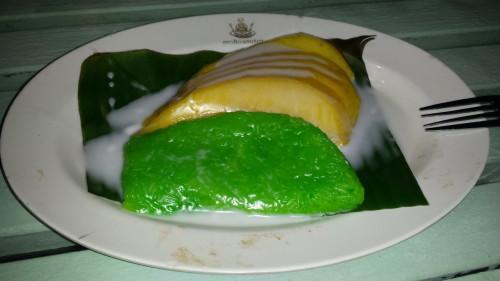 Preferatul meu, după care tânjesc cu dor: sticky rice with mango
