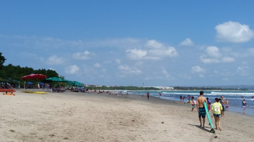 Plajă Kuta