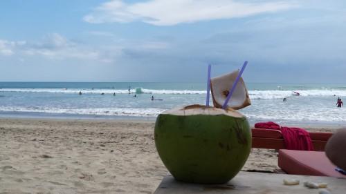 Obișnuita mea nucă de cocos