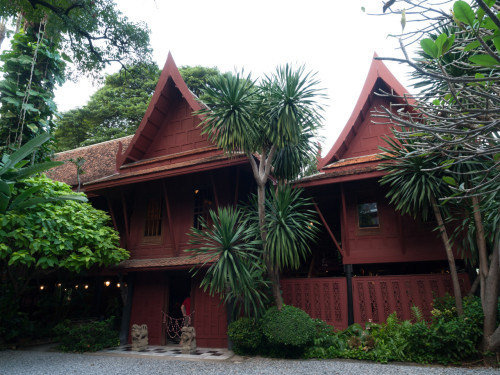 Casa lui Jim Thompson, Bangkok