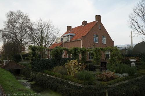 Căsuță olandeză