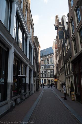 străduțe Amsterdam