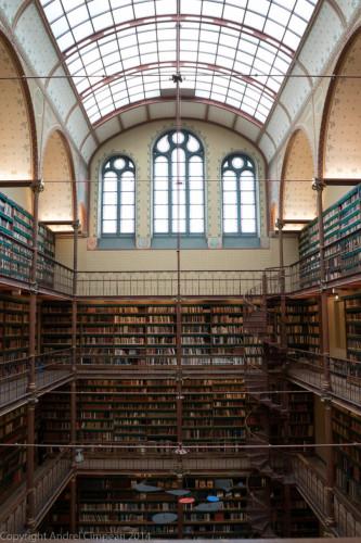 Biblioteca de Istoria Artei din Rijksmuseum