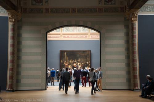 Rondul de noapte-  Rijksmuseum