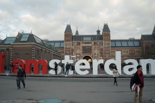 I am and love Amsterdam!