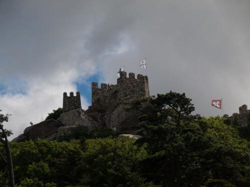 Castelul Maurilor, Sintra