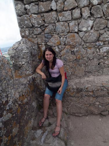 greu dupa plimbat pe atatea ziduri si scari...putina odihna!