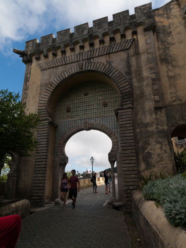 Bine ati venit la palat! Palatul Pena, Sintra
