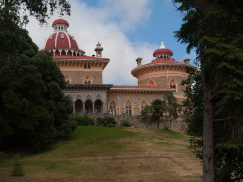 Palatul Monserrate, Sintra