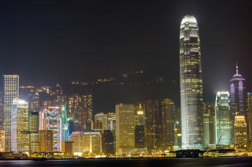 Clădiri business în Hong Kong