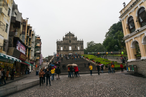 Macao moștenirii portugheze