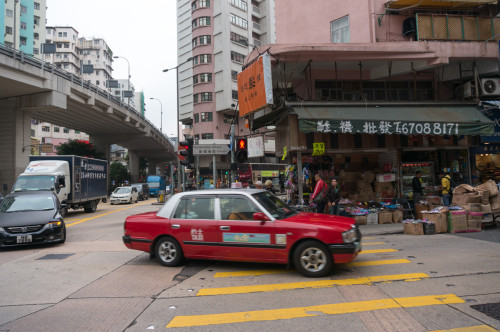 Reclamation Street, Kowloon