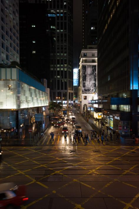 Reclame Hong Kong