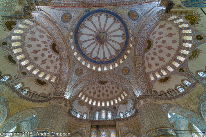 cupola moscheei