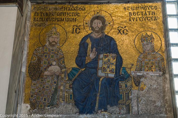 mozaicuri creștine