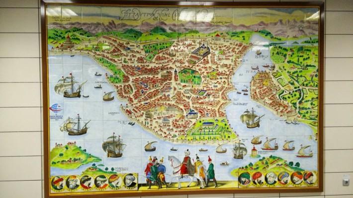 Să ne plimbăm prin Istanbul!