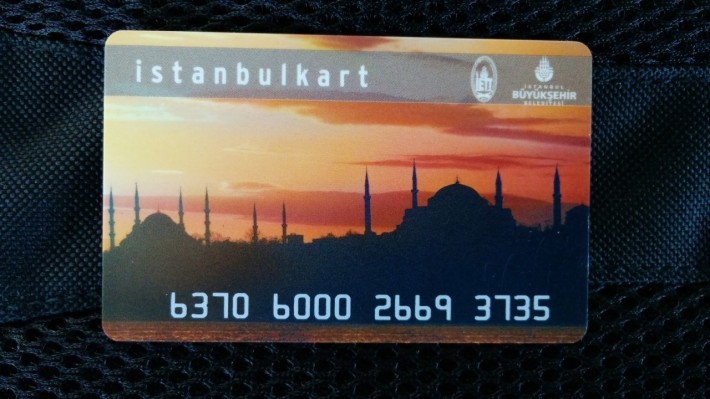 Istanbulkart