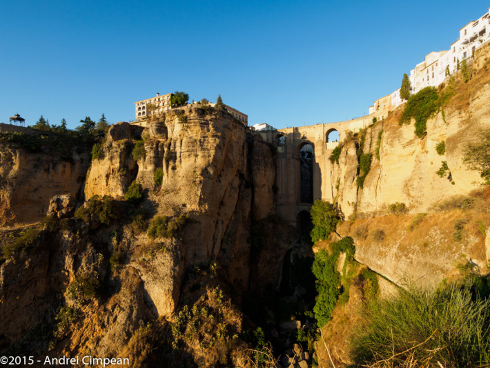 Ronda- Defileul El Tajo și Puente Nuevo