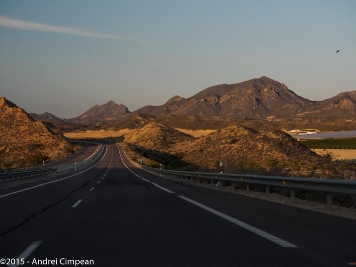 sudul Spaniei