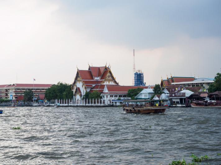 Fluviul Chao Phraya