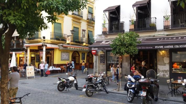 Calle Alemanes, Sevilla