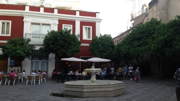 Plaza de la Alianza, Sevilla