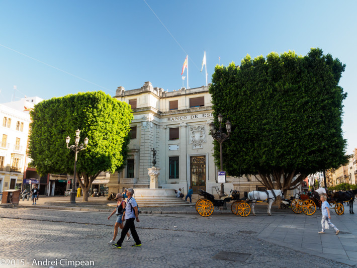 Plaza de San Francisco, Sevilla