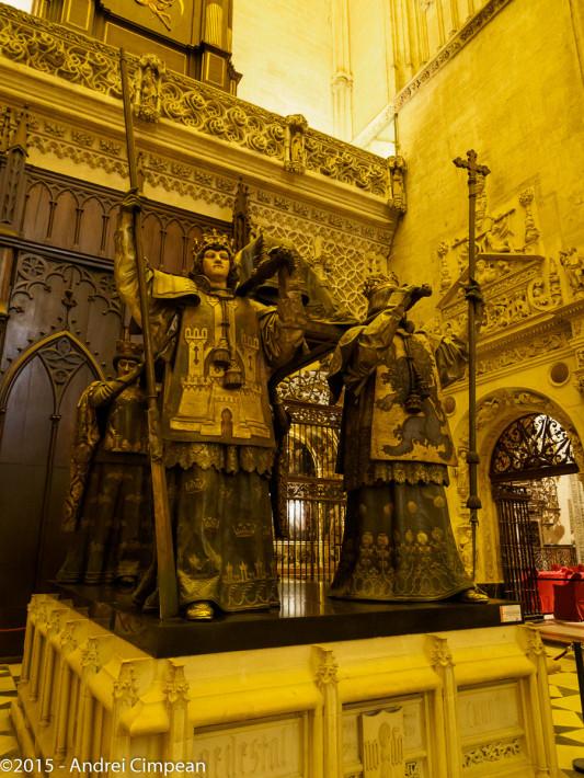 Mormântul lui Cristofor Columb