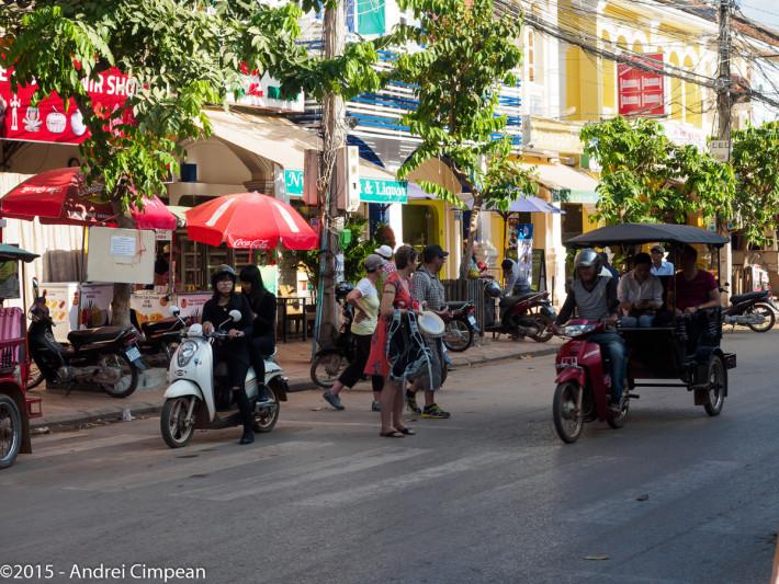 centrul Siem Reap