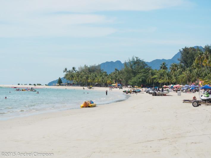 plaja Cenang, Langkawi