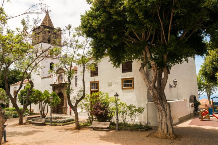 biserica San Marcos- Icod de los Vinos