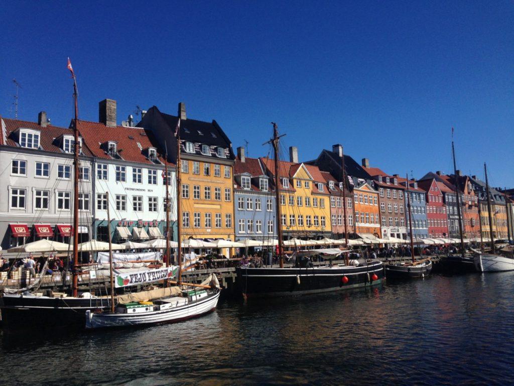 Nyhavn, Copenhaga