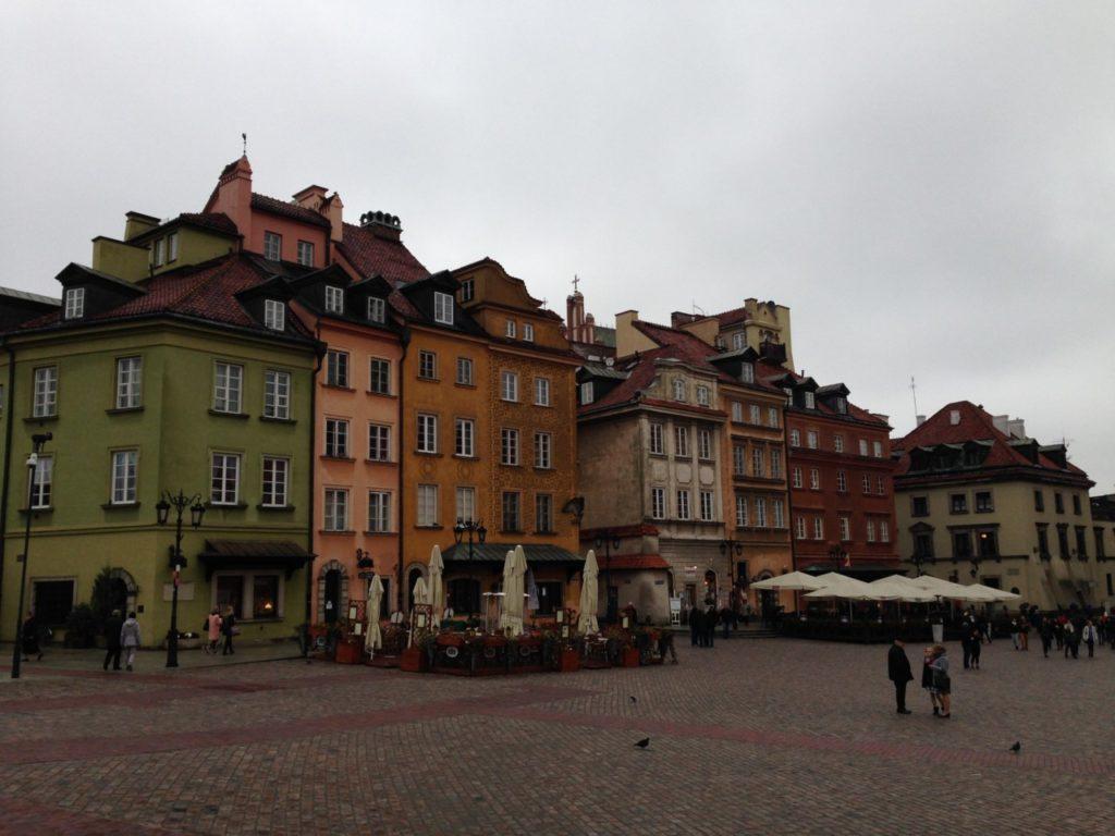 Plac Zamkowy, Varșovia