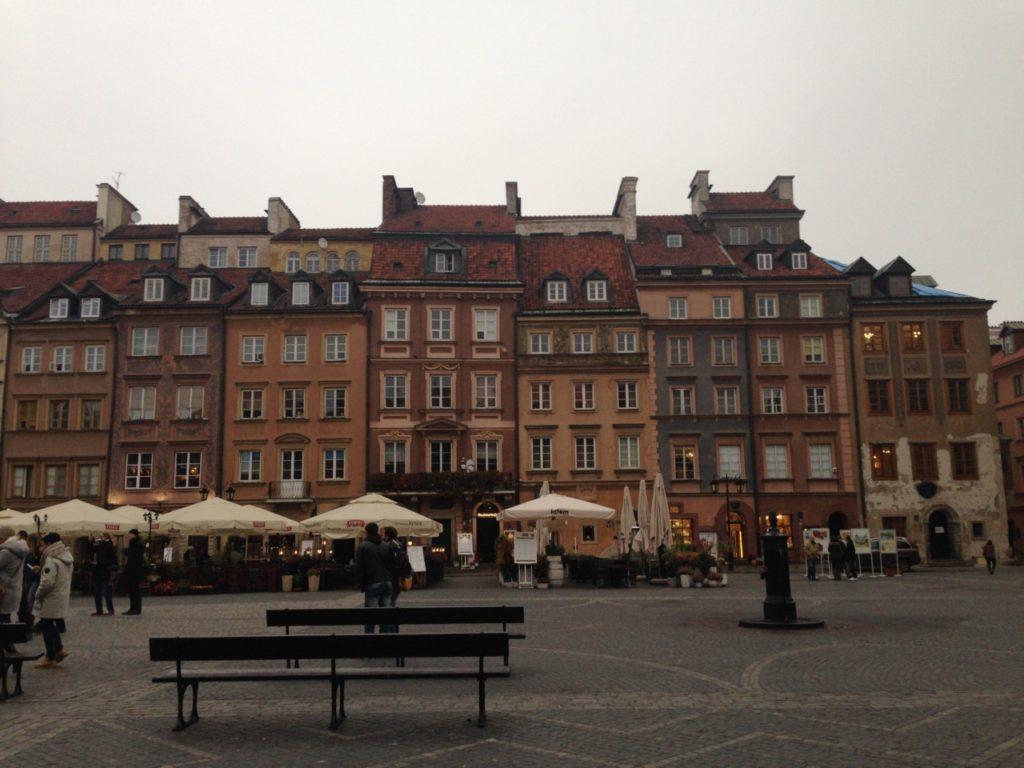 Rynek Starego Miasta, Varșovia