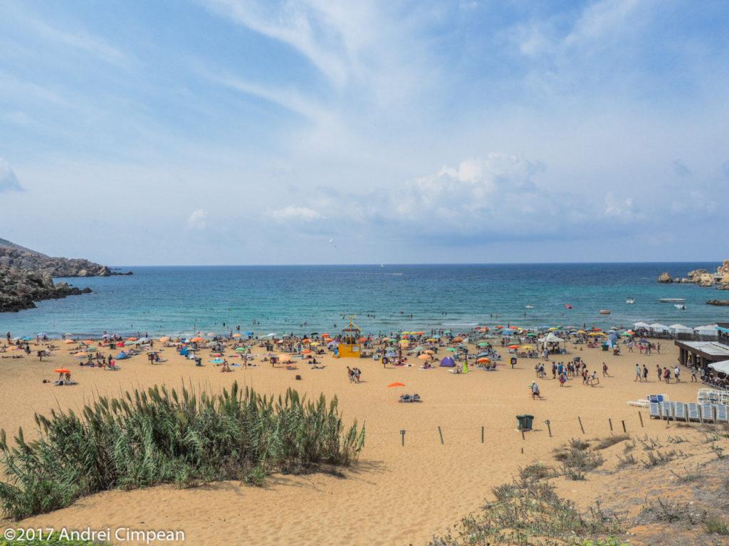 Golden Beach, Malta