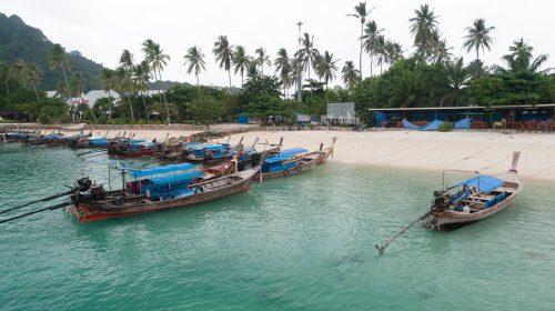 Peripeții spre Koh Phi Phi Leh