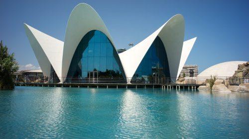 Valencia- Ciudad de las Artes y las Ciencias (ziua 1)