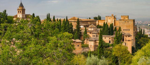 Vacanța-circuit în Andaluzia